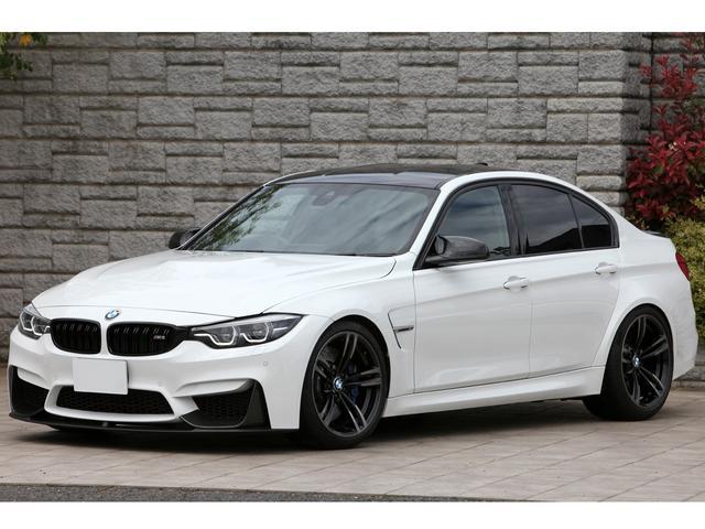 BMW M3 後期LCIモデル Mパフォーマンスエアロ 新車保証付き