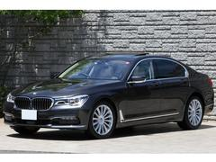BMW740i プラスPKG アイボリーレザー サンルーフ