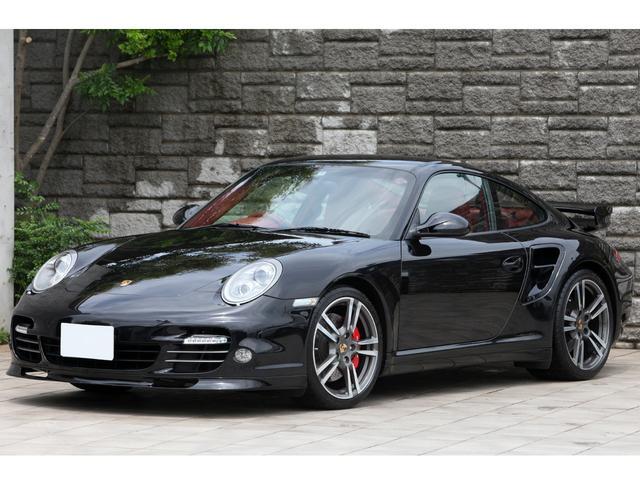 ポルシェ 911ターボ スポーツクロノPKG ターボエアロキット 右H