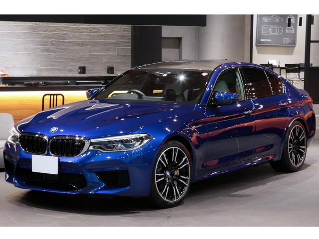 BMW M5 B&Wサウンドシステム カーボンセラミックブレーキ