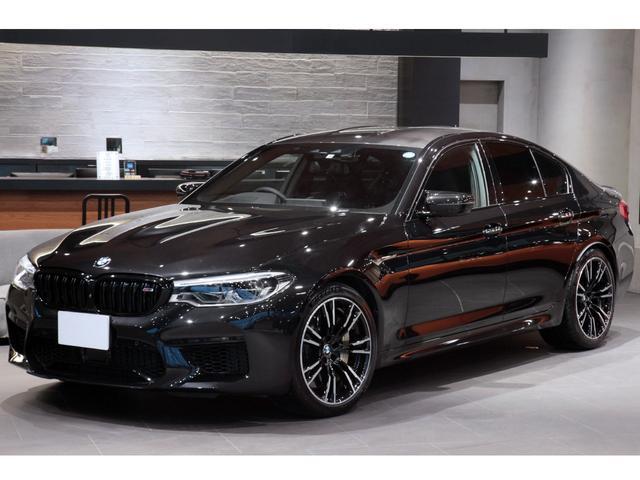 BMW M5カーボンセラミックブレーキ ワンオーナー