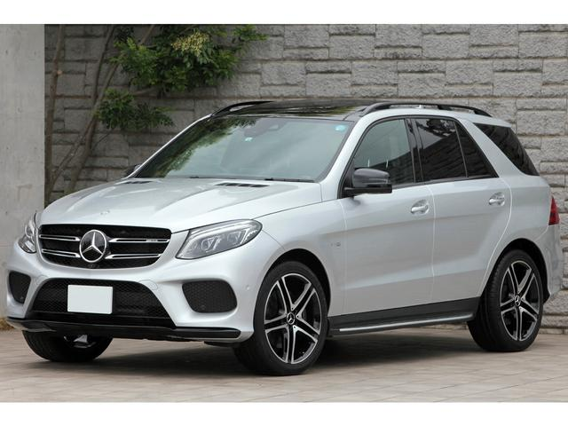 メルセデスAMG GLE43 4マチック 21AW ワンオーナー 新車保証付