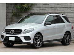 メルセデスAMGGLE43 4マチック 21AW ワンオーナー 新車保証付