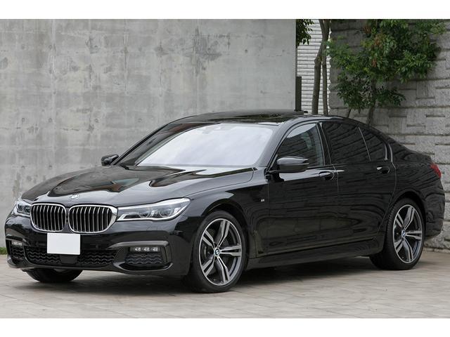 7シリーズ(BMW) 750i Mスポーツ 中古車画像