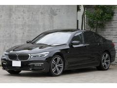 BMW750i Mスポーツレーザーライト 純正20AW 1オーナー