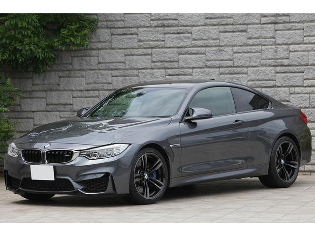 BMW M4クーペ OP19インチAW 黒革 ドライビングアシスト