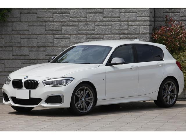 BMW M140i ブラックレザー LEDヘッドライト ワンオーナー