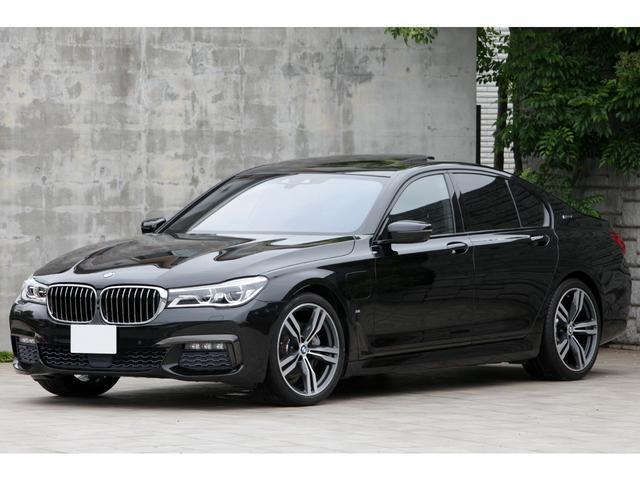 7シリーズ(BMW) 740eアイパフォーマンス Mスポーツ 中古車画像