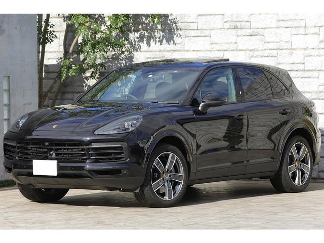 ポルシェ S パノラマサンルーフ 黒革シート ソフトクローズドア TVチューナー サラウンドビュー 2020年モデル ワンオーナー