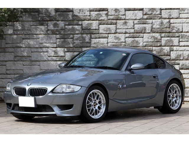 BMW Z4 Mクーペ 6速マニュアル BBS18インチAW ブラックレザー カーボンルックレザートリム 純正ナビ リアビューカメラ 最終モデル