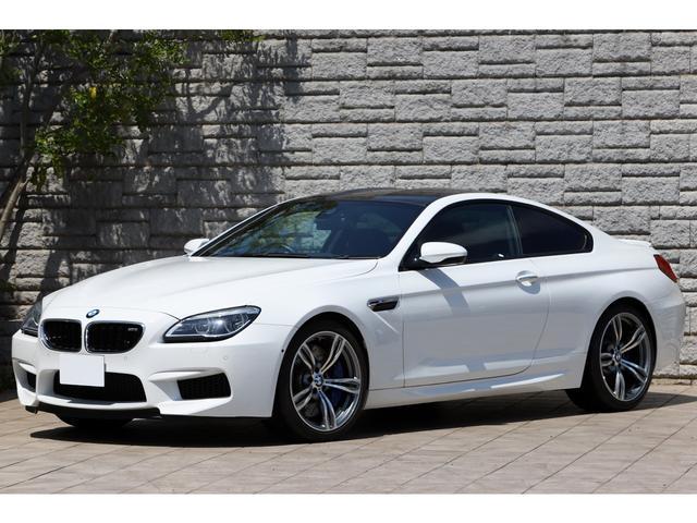 BMW M6 ベースグレード コンフォートPKG OP20インチAW LEDヘッドライト 黒革 シートベンチレーター ハーマンカードン ドライビングアシスト 走行15000km 後期モデル