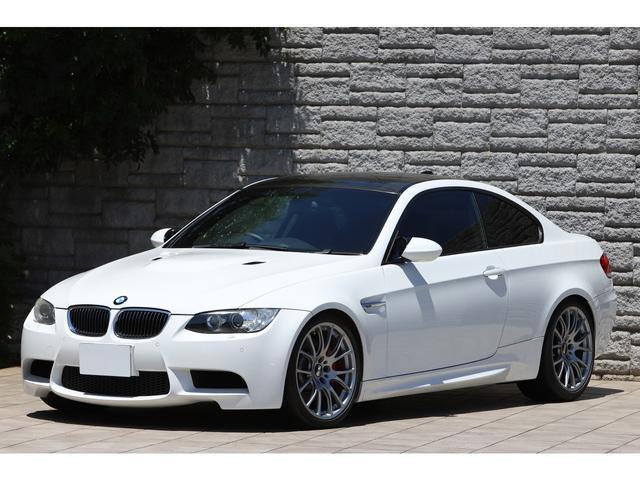 BMW M3クーペ 6速MT MドライブPKG BBS鍛造19インチAW スーパースプリントマフラー 黒革シート