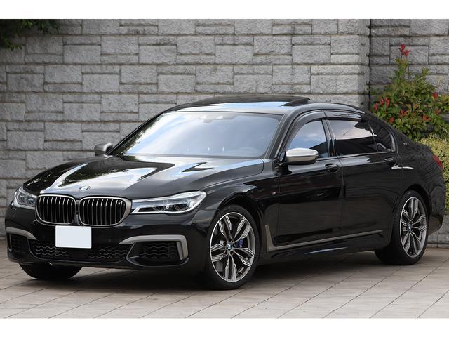 BMW M760Li xDrive ブラウンフルレザーメリノ スカイラウンジサンルーフ Bowers&Wilkinsサラウンド リアエンターテイメント 左ハンドル