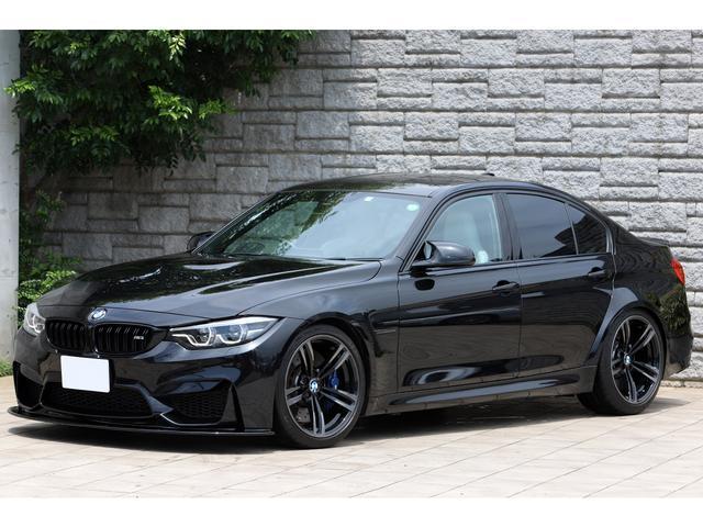 BMW M3 後期モデル シルバーストーンレザー 純正19インチAW JRZ車高調 ハーマンカードンサラウンド レーンチェンジウォーニング