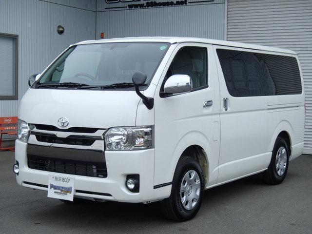 トヨタ 電動リアゲート 8ナンバー 車いす移動車登録