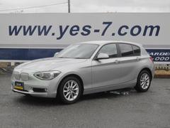 BMW116i スタイル ワンオーナ− 禁煙車 整備記録簿 HID