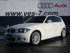 BMW130i Mスポーツ ワンオ−ナ−禁煙車 黒革 記録簿