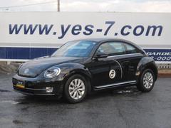 VW ザ・ビートルデザイン ワンオーナー 禁煙車 整備記録簿 ナビTV