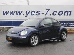 VW ニュービートルEZ ワンオーナー 禁煙車 保証書 整備記録簿