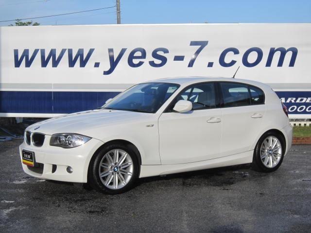 BMW 116i Mスポーツパッケージ ワンオーナー 禁煙車 記録簿