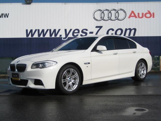 BMW 523i Mスポーツパッケージ 2012モデル DL全記録簿
