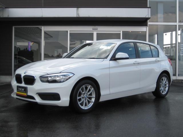 BMW 118i ワンオ-ナ- 禁煙車 ディ-ラ-全整備記録簿