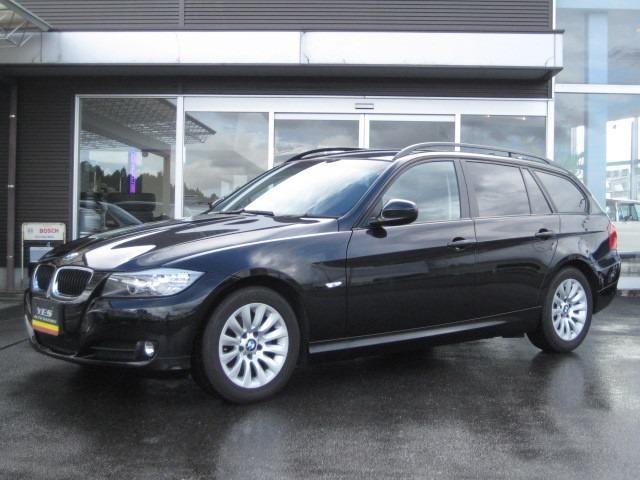 BMW 3シリーズ 320iツーリング ハイラインパッケージ ワンオ-ナ- 禁煙車 保証書ディ-ラ-全整備記録簿 HDDナビ コンフォ-トアクセスETC HID スペアキ-