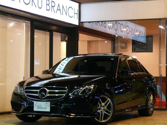 メルセデス・ベンツ E250AVG AMG-RSP 後期 1オナ 黒革 2年保証