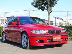 BMW320i MスポーツPKG 1オーナーキセノン パワーシート