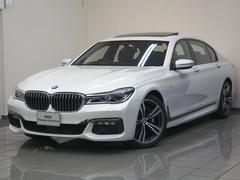 BMW750i Mスポーツ ブラックレザー レーザーライト