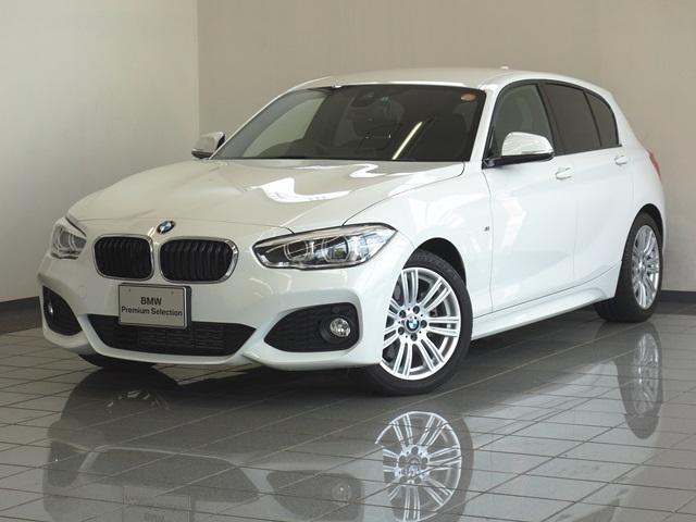 BMW 118i Mスポーツ パーキングサポートP コンフォートP