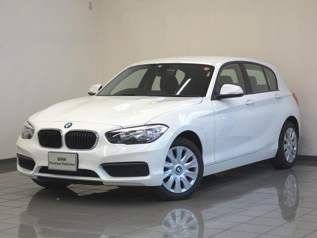 BMW 118i タッチパネルナビゲーション ETC