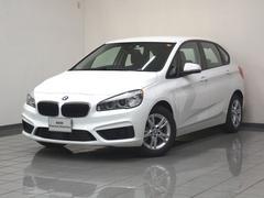 BMW218dアクティブツアラー タッチパネルナビ ETC