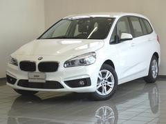BMW218dグランツアラー シートヒーター コンフォートアクセス