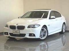 BMW523i Mスポーツ ハイラインパッケージ サンルーフ