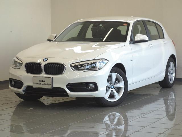 BMW 118d スポーツ クルーズコントロール LEDライト
