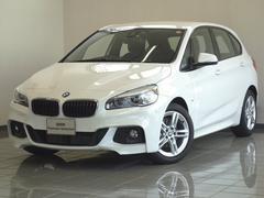 BMW218iアクティブツアラー Mスポーツ タッチパネル