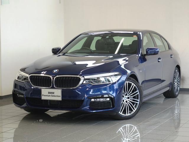 BMW 523i Mスポーツ ブラックレザー ACC オートトランク