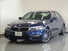 BMW523i Mスポーツ ブラックレザー ACC オートトランク