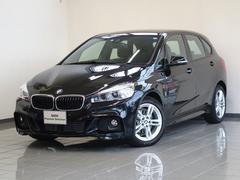 BMW218dアクティブツアラー Mスポーツ タッチパネル ACC