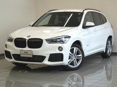 BMW X1xDrive 18d Mスポーツ ブラックレザー ACC
