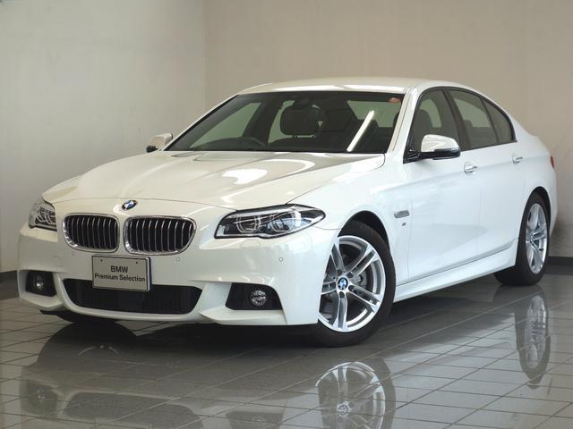 BMW 523d Mスポーツ ハイラインパッケージ ACC 黒革