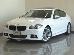 BMW523i Mスポーツ サンルーフ オートトランク ACC