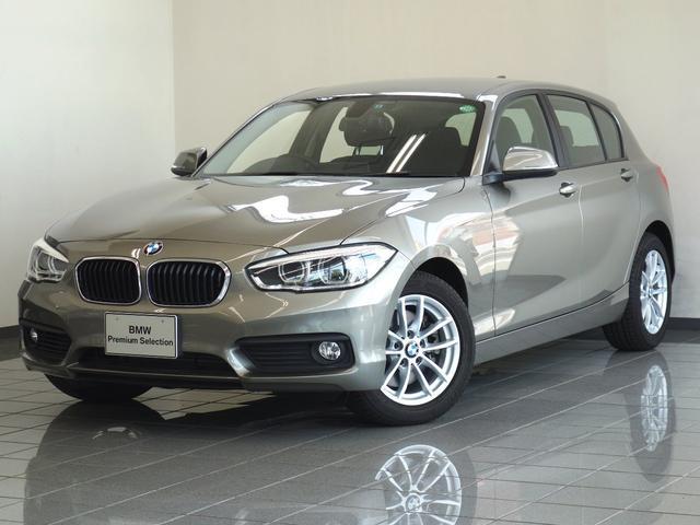 BMW 118i プラスパッケージ ベーシックパッケージ