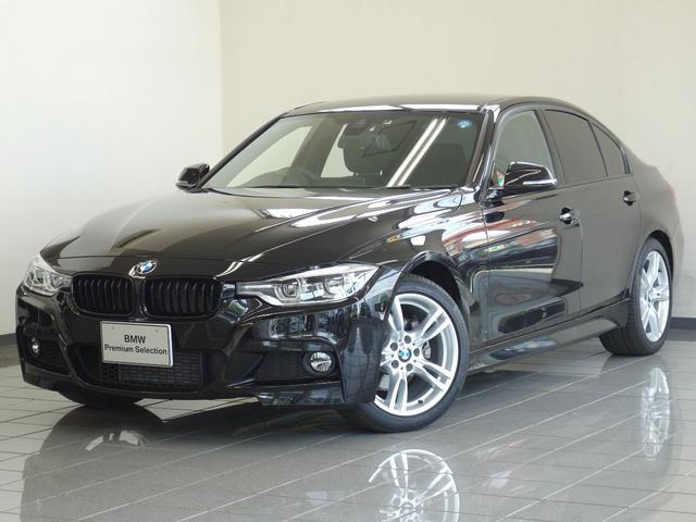 BMW 318i Mスポーツ LEDライト コンフォートアクセス