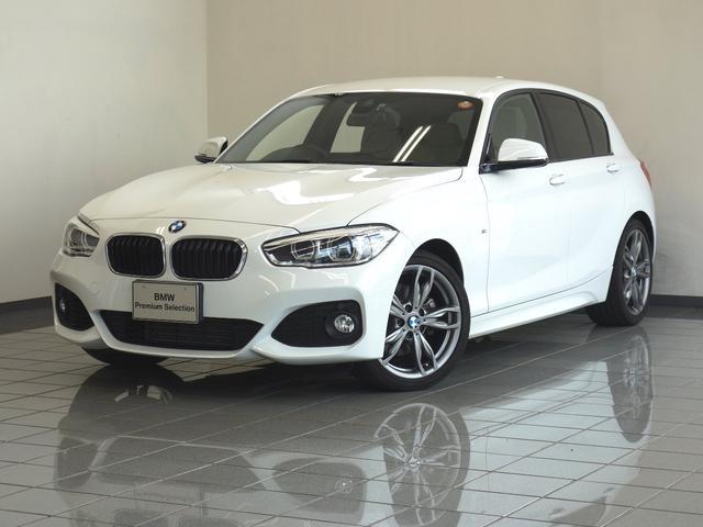 BMW 118i Mスポーツ ベージュレザー バックカメラ クルコン