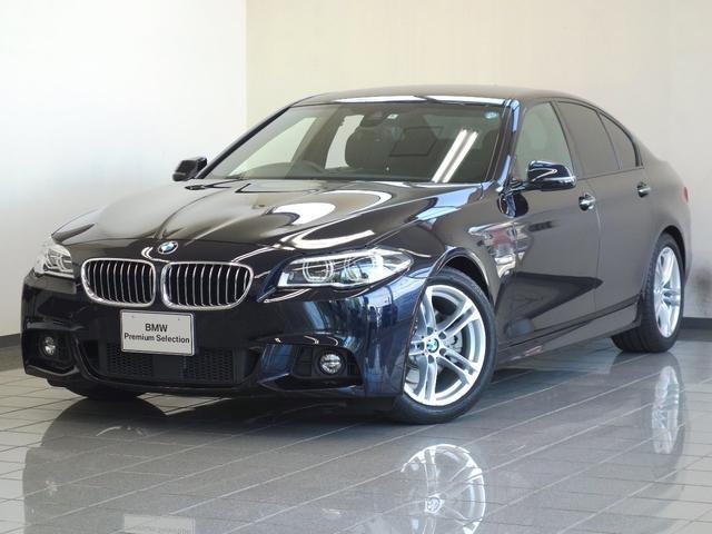 BMW 528i Mスポーツ ブラックレザー ACC LEDライト
