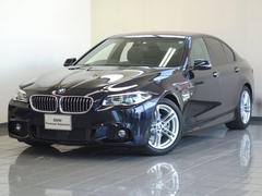 BMW528i Mスポーツ ブラックレザー ACC LEDライト