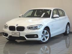 BMW118i スポーツ シートヒーター コンフォートアクセス