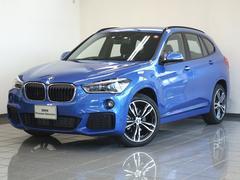 BMW X1xDrive 18d Mスポーツ ヘッドアップディスプレー